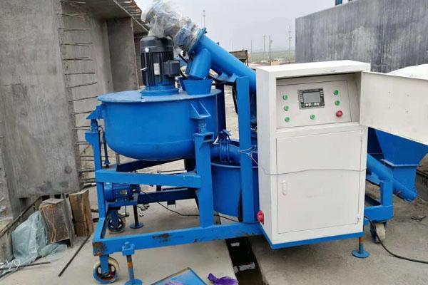 自動壓漿設備