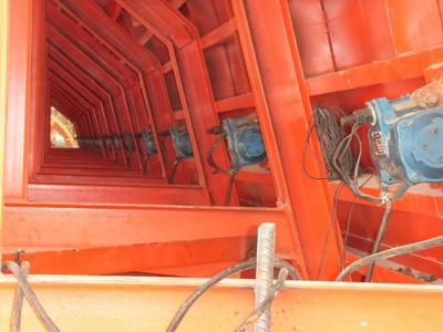高頻振動器施工工地現場
