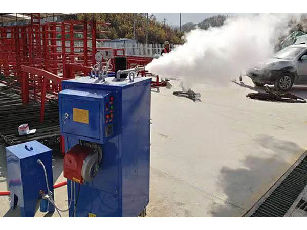 燃油蒸汽發生器